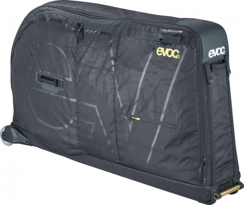 evoc travelbag pro bikebag hire